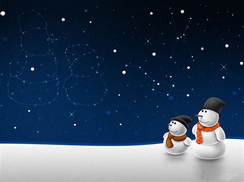 Free Christmas Powerpoint Backgrounds, White Christmas Powerpoint Backgrounds, White Christmas