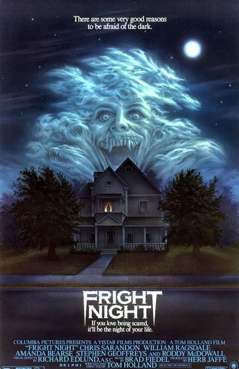 fright night  posters  xcitefunnet
