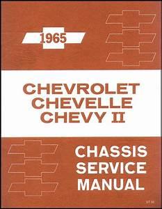 1965 Chevrolet Impala Parts