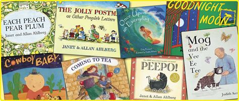 Our Favourite Picture Books As Children
