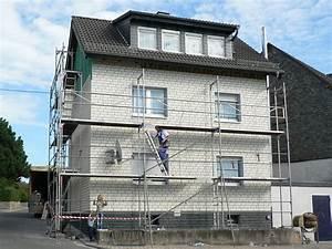 Hausfassade Weiß Anthrazit : fassadenverkleidung zierer bruchstein ~ Markanthonyermac.com Haus und Dekorationen