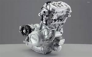 Bmw F800st Engine Wallpaper