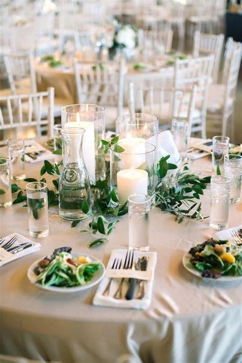 simple wedding table centerpiece ideas diy centerpieces on