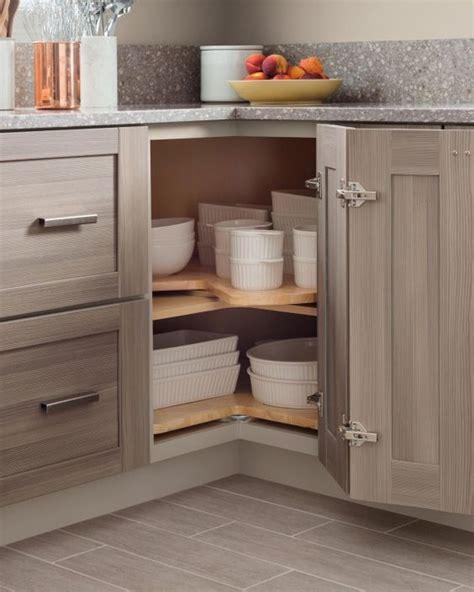 how to make use of corner kitchen cabinets صور زوايا مطابخ استغلال زاوية المطبخ ديكور بلس 9798