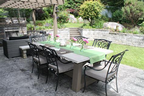 indoor outdoor furniture concrete lifestyles