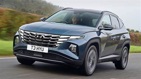 Tucson pushes the boundaries of the segment with dynamic design and advanced features. 2021 Hyundai Tucson Hybrid Review - Automotive Daily