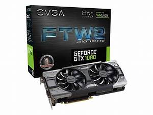 EVGA GeForce GTX 1080 FTW2 ICX Tested With 11GHz Memory