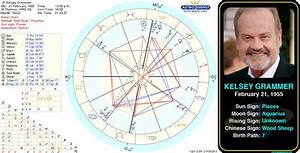 Rupaul Birth Chart Kelsey Grammer 39 S Birth Chart Http Astrologynewsworld