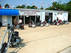 American Ironhorse Motorcycles Of Huntsville