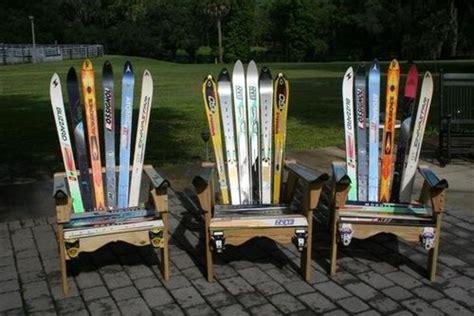 adirondack ski chair plans chair plans diy blueprints