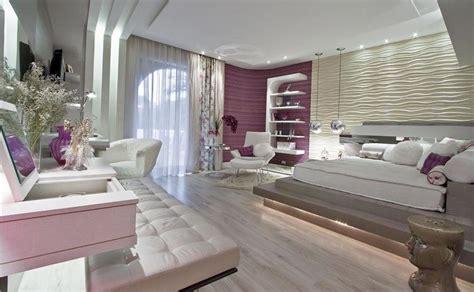 dormitorios juveniles modernos  mujeres purpura
