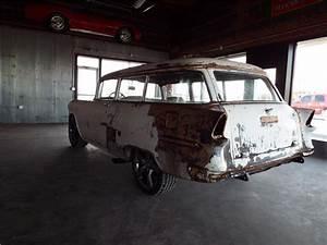 1955 Chevrolet 210 Handy Man Wagon 21 854 Miles 2 Door 350