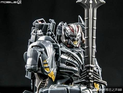 Height Comparison Of Tlk Leader Megatron