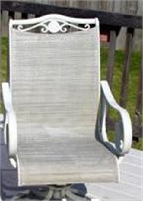agio chair sling replacements from illinois with hoffman