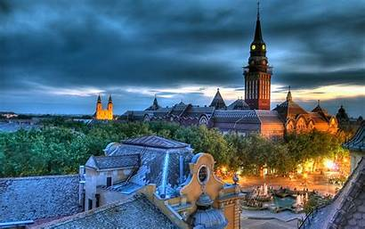 Serbia Subotica Wallpapers Republic Country Serbian Less