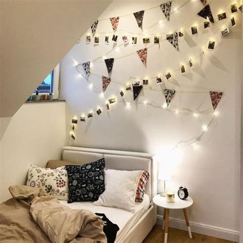 Lichterketten Kinderzimmer | Lichterkette Im Zimmer 100 Tumblr Room Lichterkette Bilder Ideen