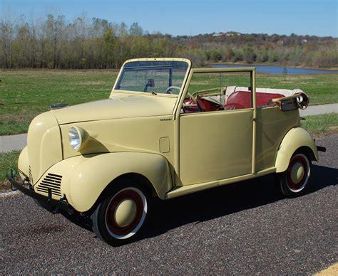 crosley car 1942 crosley convertible 139507
