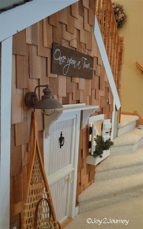ana white   stairs playhouse diy projects