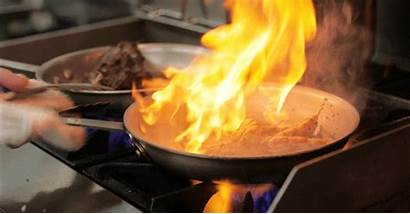 Cooking Fire Giphy Gifs Massilia Flames Everything