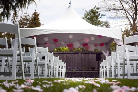 Planning A Backyard Wedding by Planning A Small Backyard Wedding Great Bridal Expo
