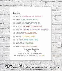 personalized gift for mom from daughter to mother birthday With letter to mother of the bride from daughter
