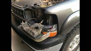 How To Change Headlight  Turn Signal  And Running Lights