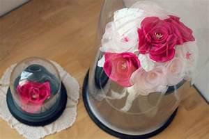 Rose Eternelle Sous Cloche : bouquet mari e le blog d 39 h lo se bijoux de mari e ~ Farleysfitness.com Idées de Décoration