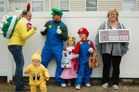 23 Super Mario And Luigi Costumes That Will Want To Make