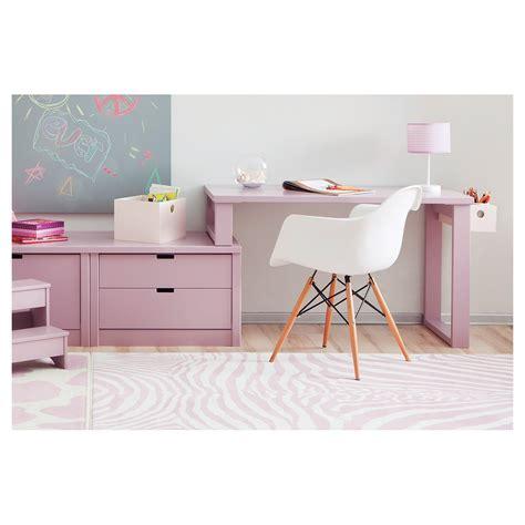 bureau blanc avec rangement chambre fushia et blanc 14 bureau pour enfant design