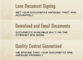 document signing services by notary publics in los angeles With document signing service