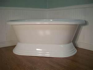 60quot FREE STANDING PEDESTAL BATHTUB DRAINSET Clawfoot