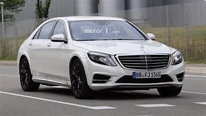 Mercedes Class S : 2020 mercedes s class possibly spied for the first time ~ Medecine-chirurgie-esthetiques.com Avis de Voitures