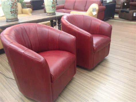 Natuzzi Leather Swivel Chair by Natuzzi Editions Swivel Chairs Labor Day Sale
