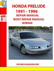 Pay For Honda Prelude 1991