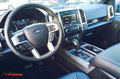 2015 ford f 150 interior 2015 ford f 150 plays enhanced ecoboost sound news