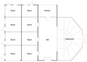 5 bedroom 4 bathroom house plans floor plans solution conceptdraw