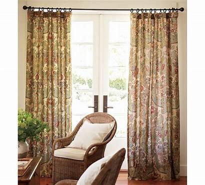 Barn Pottery Curtains Drapes Living Simone Curtain