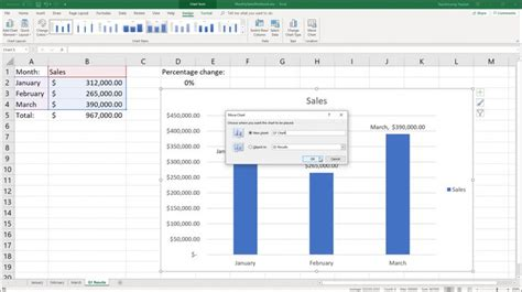 move  chart  excel instructions chart microsoft