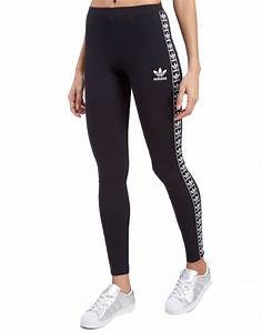 Adidas Originals Tape Leggings | JD Sports