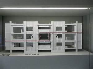 Le Corbusier Cité Radieuse Interieur : cinq classes de 5e la cit de l architecture coll ge saint exup ry andr sy ~ Melissatoandfro.com Idées de Décoration