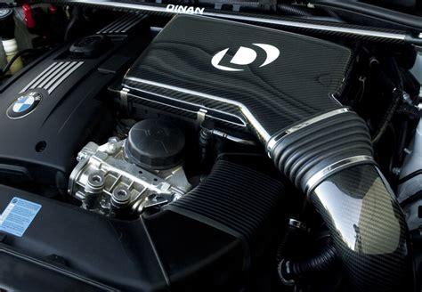 dinan carbon fiber cold air intake  bmw