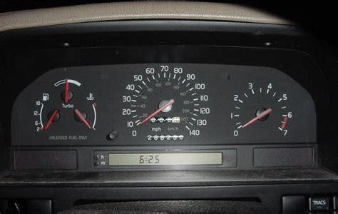 sanity check boost gauge position  engine shut