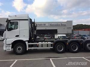 Mercedes Benz Arocs : used mercedes benz arocs 3253l demo tow trucks wreckers ~ Jslefanu.com Haus und Dekorationen