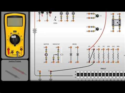 Software Version Electric Circuit Building Testing