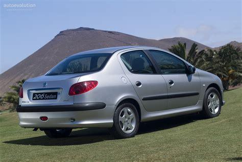 Peugeot 206 Sedan Specs 2006 2007 2008 2009 2018