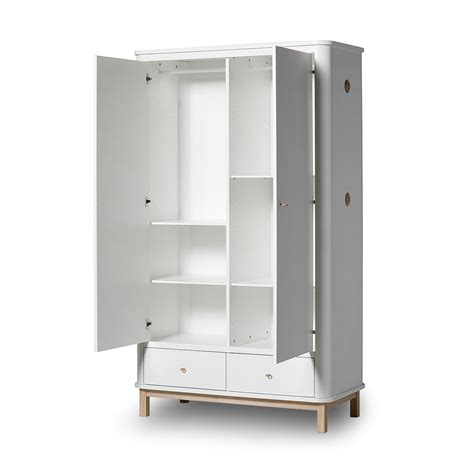 Armadio A 2 Ante Armadio Wood A 2 Ante By Oliver Furniture Lovethesign