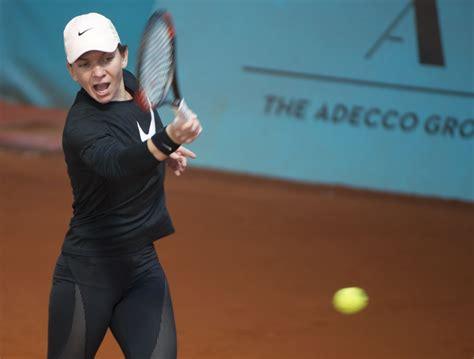Simona Halep Talks Emotions After Win Over Pliskova In Madrid - UBITENNIS
