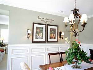 walls country dining room wall decor ideas modern dining With country dining room wall decor