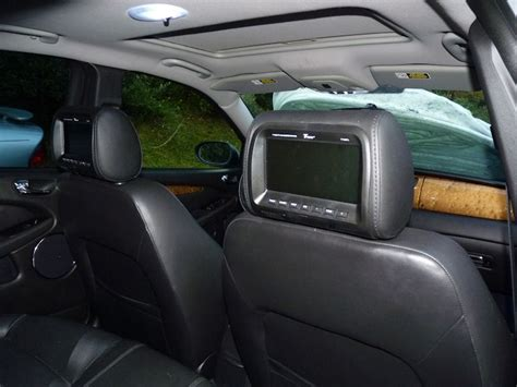 Service Manual [how To Remove 2006 Jaguar X Type Headrest