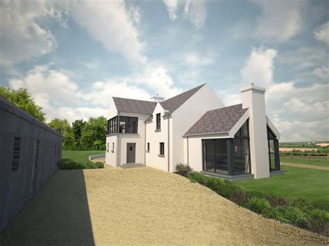 contemporary irish style houses images  pinterest homes house design  modern